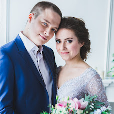 Wedding photographer Anastasiya Petrova (beeartpro). Photo of 17.02.2016