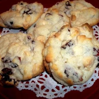 Cranberry Cream Cheese Cookies Recipes.