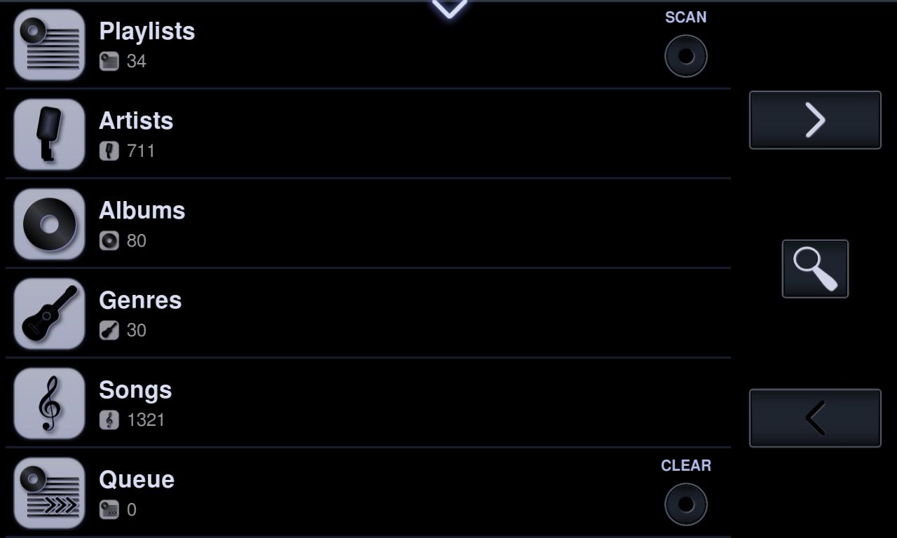 Neutron Music Player screenshot #11