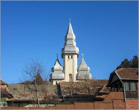 "Photo: Turda - Str. Salinelor, Nr.10 - Biserica Ortodoxa ""Sfânta Treime "" (Biserica Șovagăilor)    - 2018.12.01"
