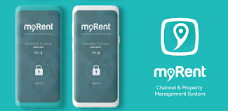 MyRent - Smart Locks & Property & Channel Manager poster