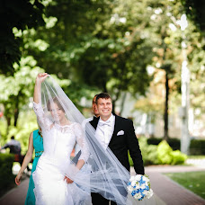 Wedding photographer Vladimir Belozerov (belinicinema). Photo of 26.08.2015