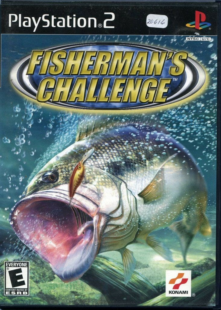 f1075090d15 Video game Sony PlayStation 2 Fisherman s Challenge - Sony Computer  Entertainment America — Google Arts   Culture