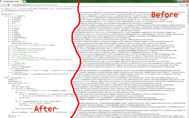 Pretty Beautiful Javascript