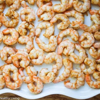 Roasted Old Bay Shrimp