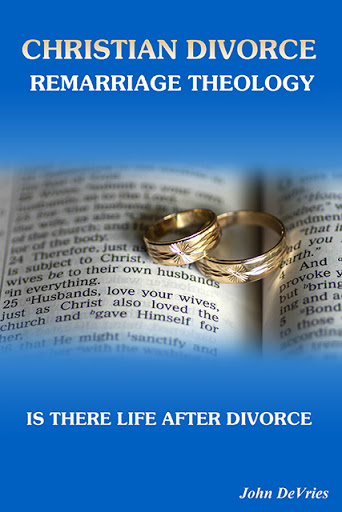 Christian Divorce Remarriage Theology