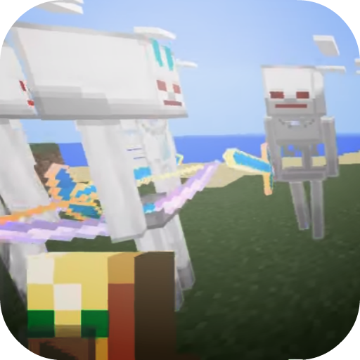 Robot Skeleton Addon For MCPE
