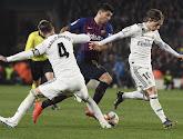 Ernesto Valverde, le coach du Barça a confié que le match retour face au Real Madrid serait compliqué