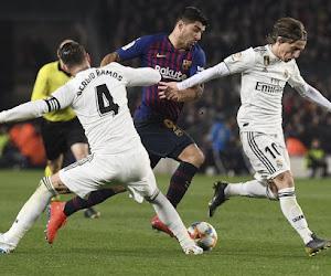 """Ernesto Valverde après la demi-finale aller entre le Barça et le Real Madrid : """"Vu la qualité des deux équipes, ce sera encore un match difficile"""""""