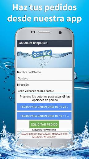 Go for life OGI screenshot 2
