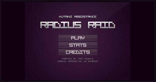 RADIUS RAID  screenshots 1