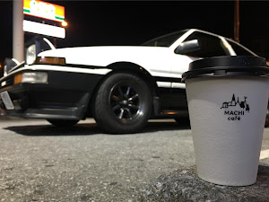 スプリンタートレノ AE86 GT- APEX のカスタム事例画像 いなたん@TEAM.triangle△さんの2019年01月17日23:46の投稿