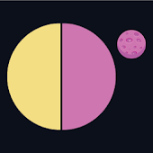 Rotate Colors - semi-circles