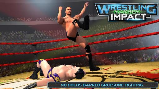 Wrestling Mayhem : Impact Superstars Revolution