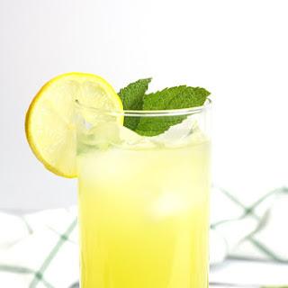 Pineapple Mint Lemonade Recipe