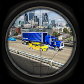 Sniper Traffic Shooter 3D – City Traffic Hunter