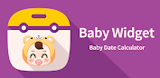 (APK) تحميل لالروبوت / PC Baby Age Widget - Day Countdown تطبيقات screenshot