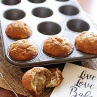 Small Batch Banana Muffins Recipe