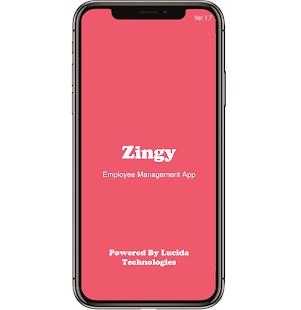 App Zingy Employee Management App, Complete mobile CRM APK for Windows Phone