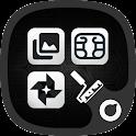 Gray Dim - Solo Theme icon