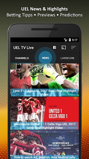 Download Uel Tv Live Europa League Live Live Scores
