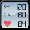 Blood Pressure Checker Diary - BP Info -BP Tracker icon