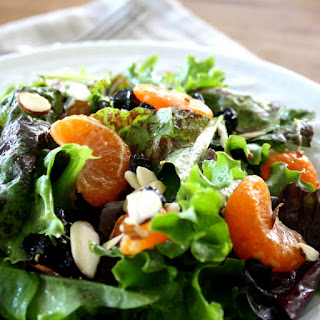 Winter Salad with California Honey Balsamic Vinaigrette