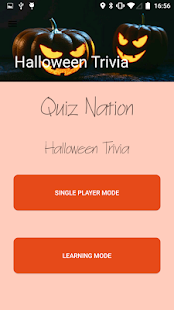 Halloween Trivia- screenshot thumbnail