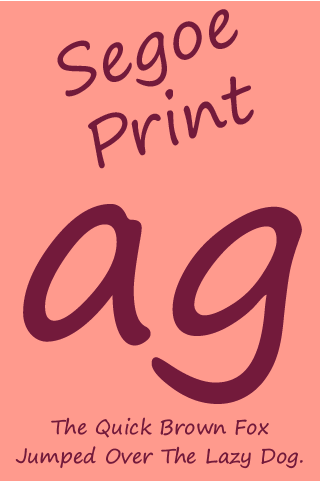 segoe print flipfont apk download | apkpure.co