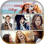 Video Photo Collage Maker with Music