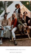 Group Glamping - Instagram Story item