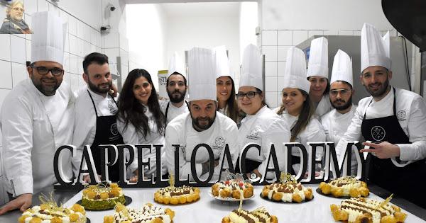 2019-02-11 Esami Corso di pasticceria Cappello