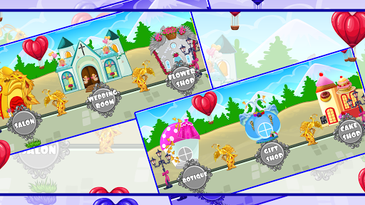Pretend Town Wedding Party  screenshots 5