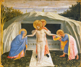 Photo: Fra Angelico, Entombment of Christ, Ca. 1438-40