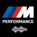 M Performance Sound Player icon