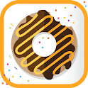 Sweet Candy Donut Game Free icon