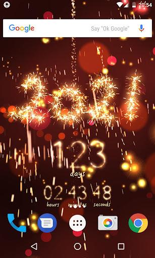 New Year countdown Apk 1