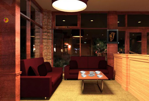 Escape Games - Coffee Shop