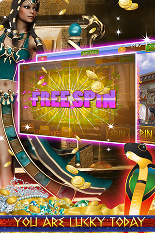 Pharaoh's Fantasy Huuuge Global Big Bonus Slots  screenshots EasyGameCheats.pro 4