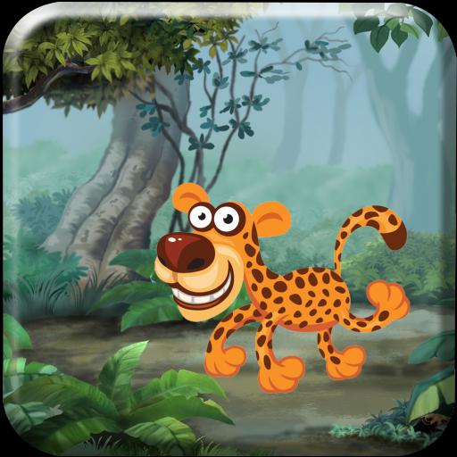 Tiger Run Super Jungle