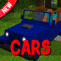 Cars mods for Minecraft icon