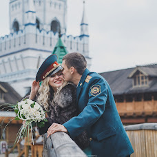 Wedding photographer Evgeniya Gordeeva (Primavera17). Photo of 08.02.2016