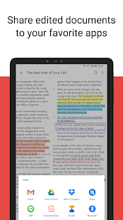 PDF Reader - Sign, Scan, Edit & Share PDF Document