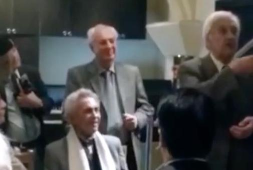 سخنرانی هوشنگ ظریف در بزرگداشت فرهنگ شریف