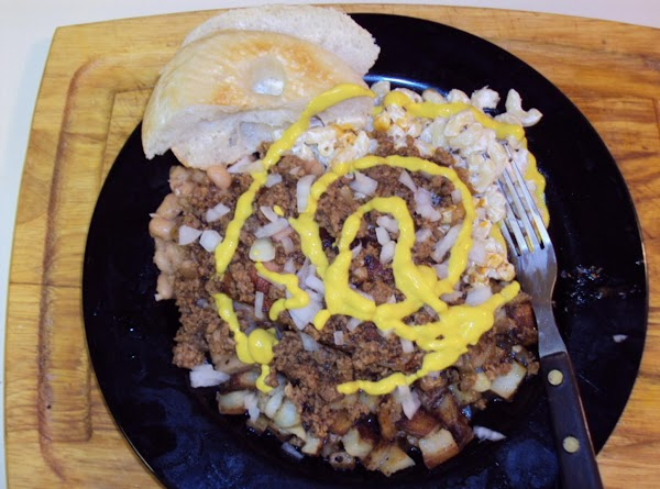 Hot Sauce[garbage Plate] Recipe