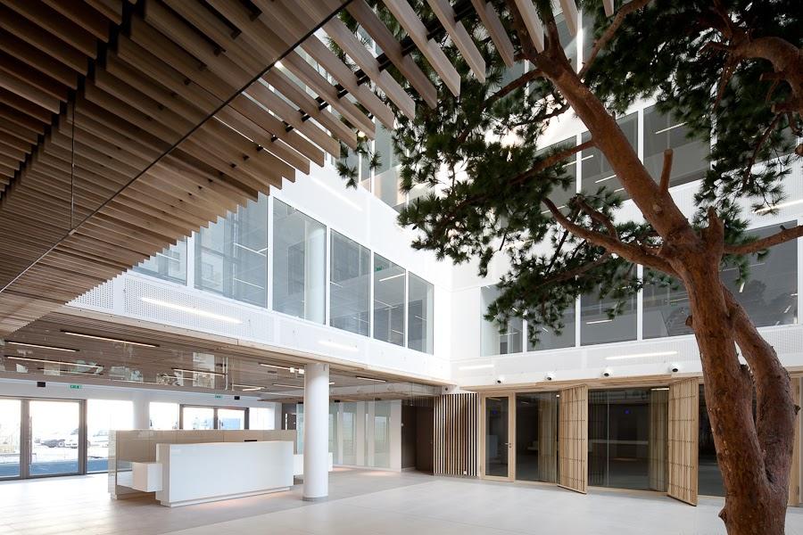 agence d 39 architecture int rieure parallel paris immeuble etik. Black Bedroom Furniture Sets. Home Design Ideas