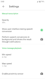 Download Transcriber for WhatsApp App For Android 5