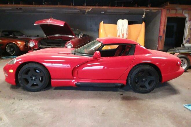 1995 Dodge Viper Hire LA