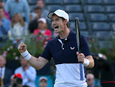 Murray bereikt dubbelfinale in Queen's bij comeback