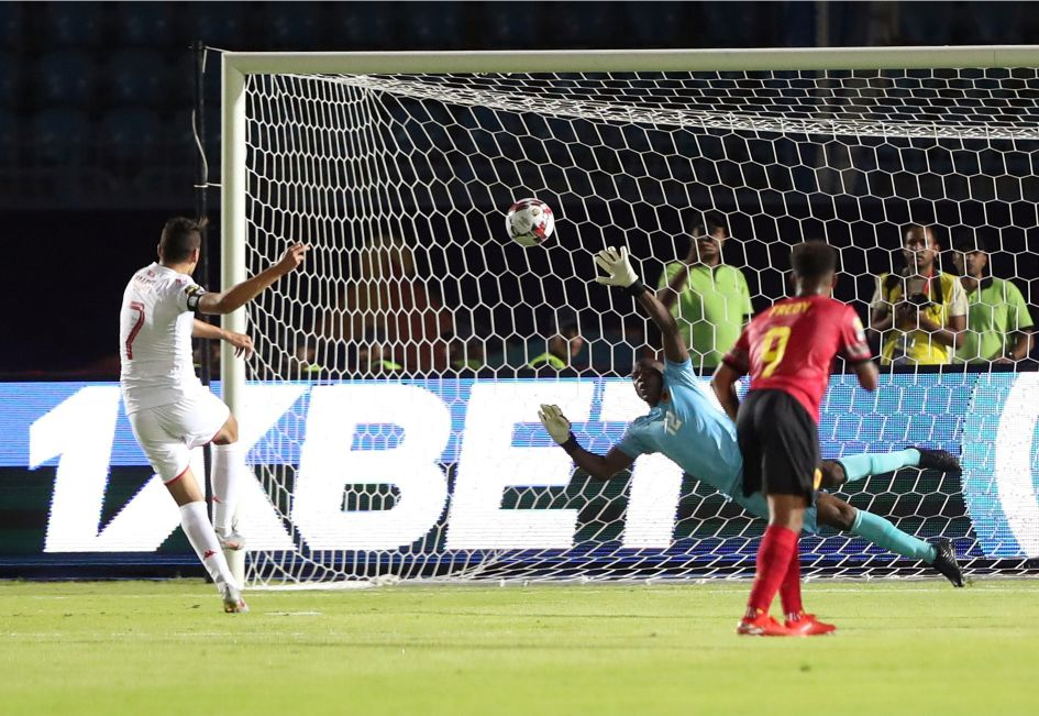 Angola hit back to force draw with uninspiring Tunisia